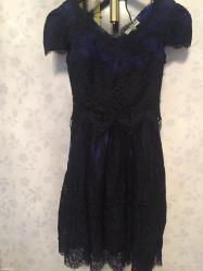 Очень красивое кружевное платье, одето было один раз на пару часов. ра