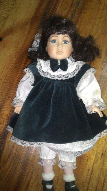 Кукла фарфоровая в Кок-Ой