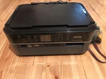 - Azərbaycan: Epson printer TX650 satılır. Foto, sənəd, kserokopiya mövcuddur