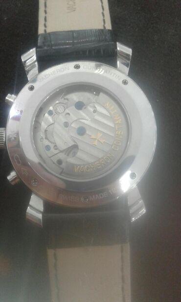 Антикварные часы - Кыргызстан: Продаю наручные часы вашерон конистантин механика автоподзавод