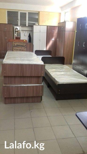 кровать односпальные. новые доставка по городу бесплатно в Лебединовка