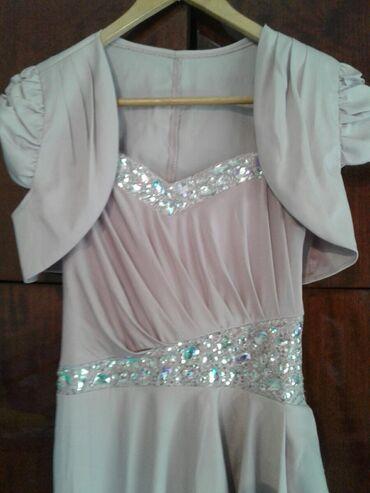 вечерние платье в пол в Кыргызстан: Платье вечернее, коктельноеУкрашено камнямиИскуственный шелк (100 %