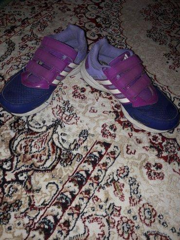 кроссовки на девочку,размер 36 в Бишкек