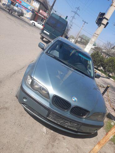 BMW - Автоматическая - Бишкек: BMW 320 2.2 л. 2003 | 222222 км