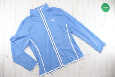 Спорт и отдых - Украина: Спортивна кофта Reebok, XL    Бренд Reebok Колір блакитний Розмір XL