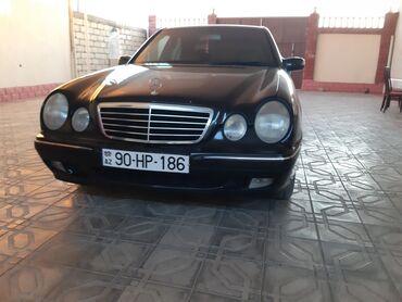 Mercedes-Benz Qazaxda: Mercedes-Benz E 220 2.2 l. 2001 | 488254 km