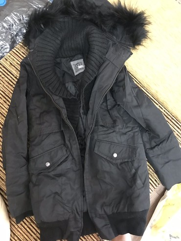 Куртки - Лебединовка: Женская весенняя/ осенняя куртка с капюшоном. Средняя длина. Воротник-