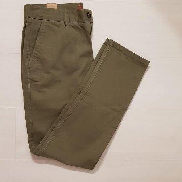 Pantalone flame moderno - Srbija: Muske nove pantalone 33l/32 Moderne, novi model