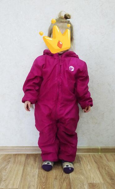 Продам детский зимний комбинезон. В хорошем состоянии. Размер 98-104