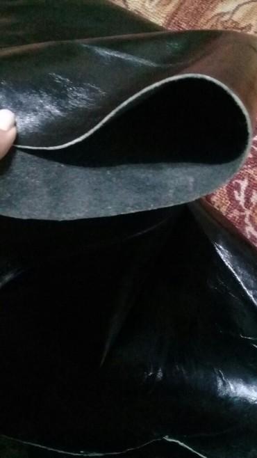 Продаю кожу. Цвет чёрный. Метраж 1.20×70 в Бишкек