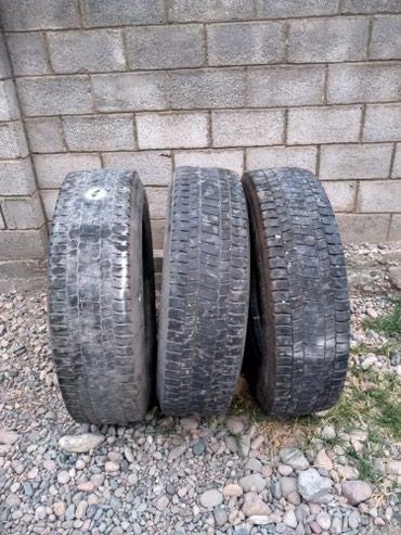 Продаю шины бу . Размер 315/80R22.5 Прошу 2800 за штуку в Кант