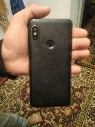 черный mitsubishi в Ак-Джол: Б/у Xiaomi Redmi Note 5 32 ГБ Черный
