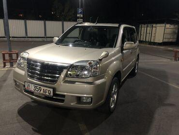 Автомобили в Бишкек: Nissan X-Trail 2 л. 2002 | 132000 км