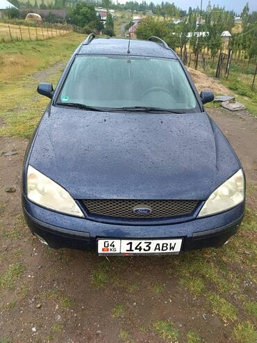 Ford Mondeo 1.8 л. 2003 | 143000 км