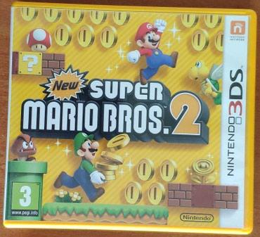 3 αυθεντικά παιχνίδια Nintendo 3DS με τις σε North Athens