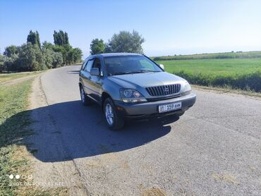 Транспорт - Манас: Lexus RX 3 л. 2000