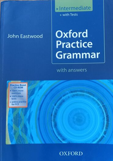Oxford practice grammar(intermediate)