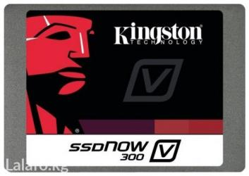 Твердотелый накопитель SSD Kingston 60GB - в Бишкек