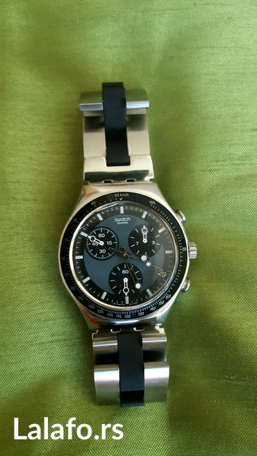 Swatch Irony 4 jewels. Nerdjajući čelik, ne propušta vodu. Potpuno - Beograd