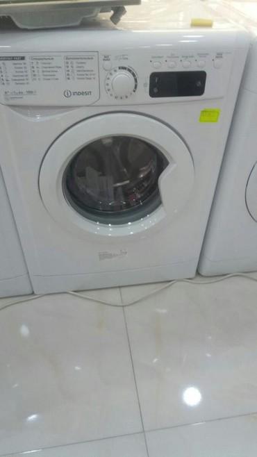 - Azərbaycan: Washing Machine Indesit 6 kq