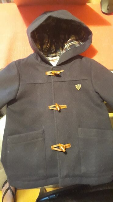 Dečije jakne i kaputi - Vrsac: DJUBRETARAC BK Kaputic za decake Vel.3 98cm