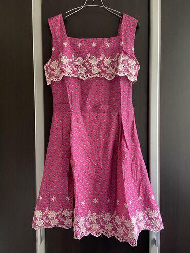 Новое платье   Размеры 48 розовый  Размеры 44, 46, 48 белый  Цена : 3