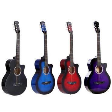 Yeni keyfiyyetli model acustik gitaraCatdirilmasi varWatsapp aktivdir