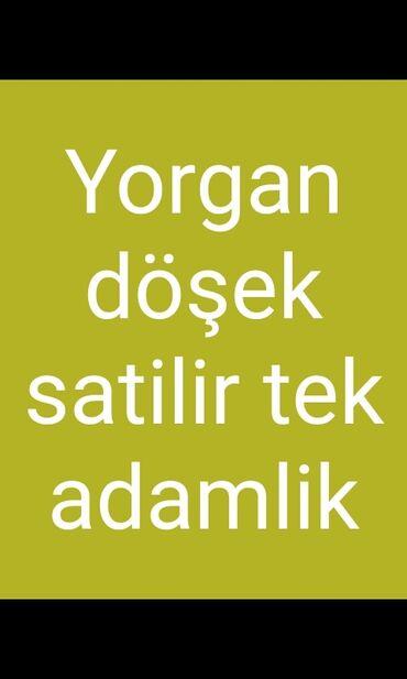 - Azərbaycan: Yorgan dosek mingecevirde yorgan 5 manat dosek 10 manat