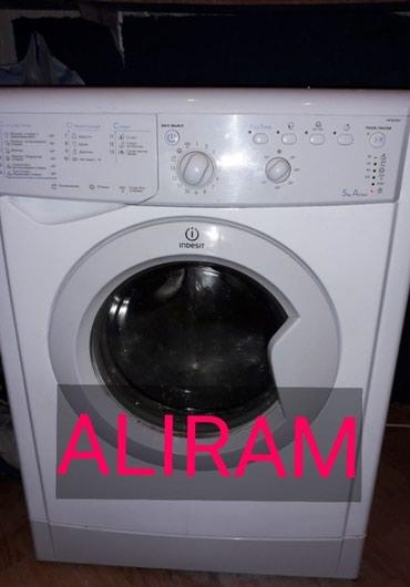 Bakı şəhərində İkitərəfli Avtomat Washing Machine Indesit 5 kq.