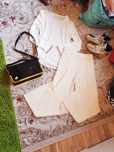 Кофта-брюки двойка  Отдам за 1500 (привозной Франция оригинал 100%)