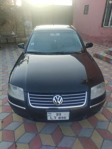 Volkswagen Passat 1.8 l. 2002 | 140000 km