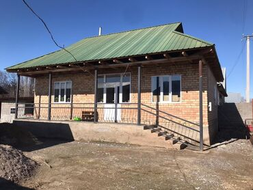 Недвижимость - Базар-Коргон: 150 кв. м 5 комнат, Евроремонт, Сарай, Подвал, погреб