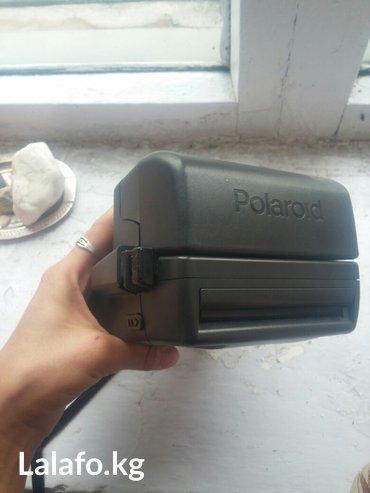 удобный фотоаппарат в Кыргызстан: Фотоапорат поларойд