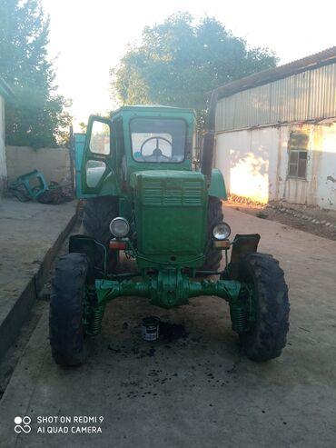 Транспорт - Семеновка: Сельхозтехника