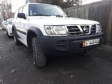 toyota patrol в Кыргызстан: Nissan Patrol 2004