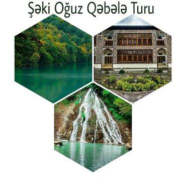 Bakı şəhərində 5-6 May (1gecə🌗2gün🌞)