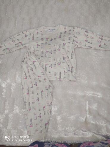 Детская пижама на 2 года отдам за 100 сом