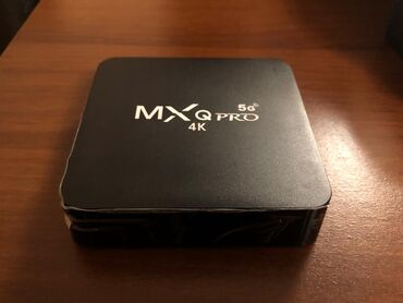 smart tv box - Azərbaycan: Smart tv box  Yeni model Tv Boxlar MXQ Pro 4k 5ghz Android 10.1 Ram- 2
