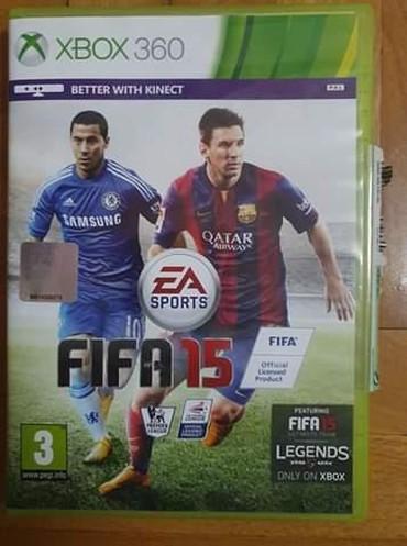 FIFA 15 za XBOX360 - Smederevo