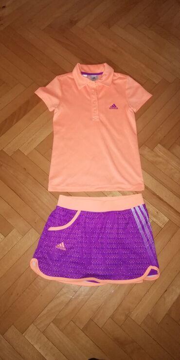 Dečija odeća i obuća - Nis: Adidas komplet kao NOV vel.9/10Prelep i original 1000% Adidas komplet