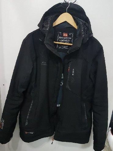 Мужские куртки в Кыргызстан: Продам б/у мужскую куртку L-XL размера