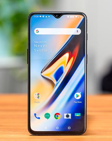 OnePlus 6T 8GB Ram 128GB Rom 8-πύρηνο 4K Video AMOLED NFC, Dual σε Thessaloniki
