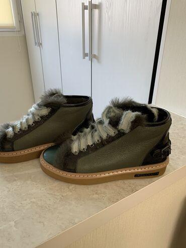 купить женскую обувь недорого в Кыргызстан: СатылатПродаюСостояние отличное(Одевала один раз) (Бир жолу кийгенмин)