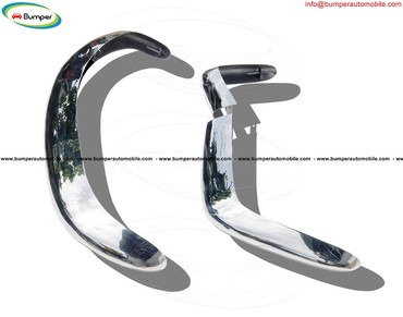 Fiat 124 Spider ( 1966 – 1975 ) bumper stainless steel   in Amargadhi