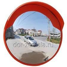 Зеркало дорожное сферическое Диаметр 60 сантиметров Цена 4500 сом в Бишкек
