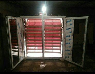 Bakı şəhərində Her növ yumurta sayına görə inkubator sifarişi qəbul olunur.