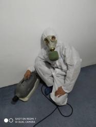 Санобработка Бишкек подвальные помещения, квартир, кафе, рестораны, ст