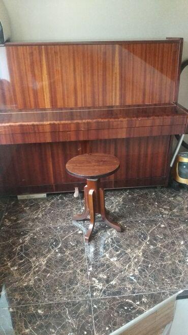 17 elan   İDMAN VƏ HOBBI: Pianino 400azn