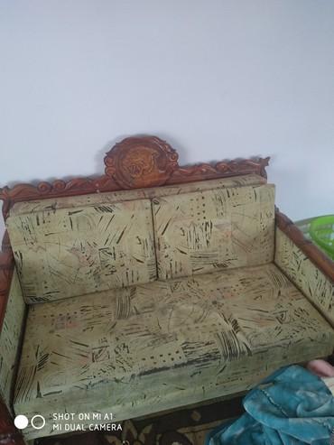 раскладной кастет в Кыргызстан: Диван 2мес раскладной прочный