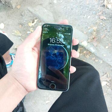 Мобильные телефоны - Базар-Коргон: Б/У iPhone 6s 64 ГБ Серый (Space Gray)